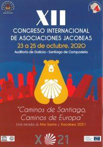 XII Congreso de Asociacións Xacobeas