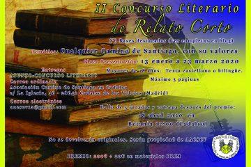II Concurso Literio de Relato Corto Aacscv